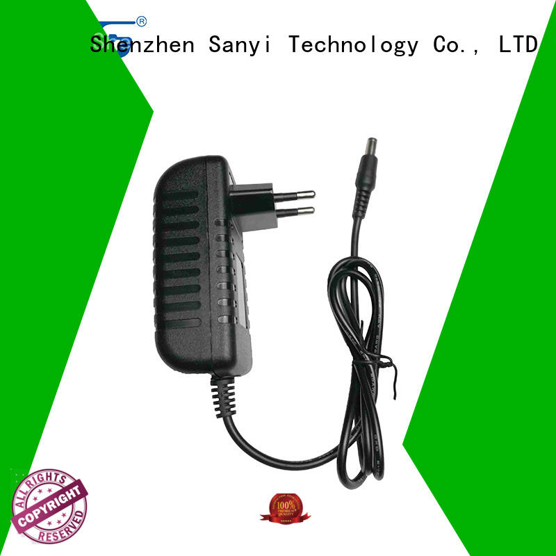 Sanyi New 12 volt ac charger manufacturers for camera