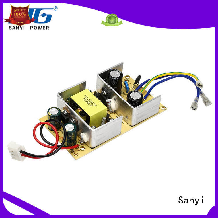 hot-sale open frame switch mode power supply bulk production for digital device Sanyi