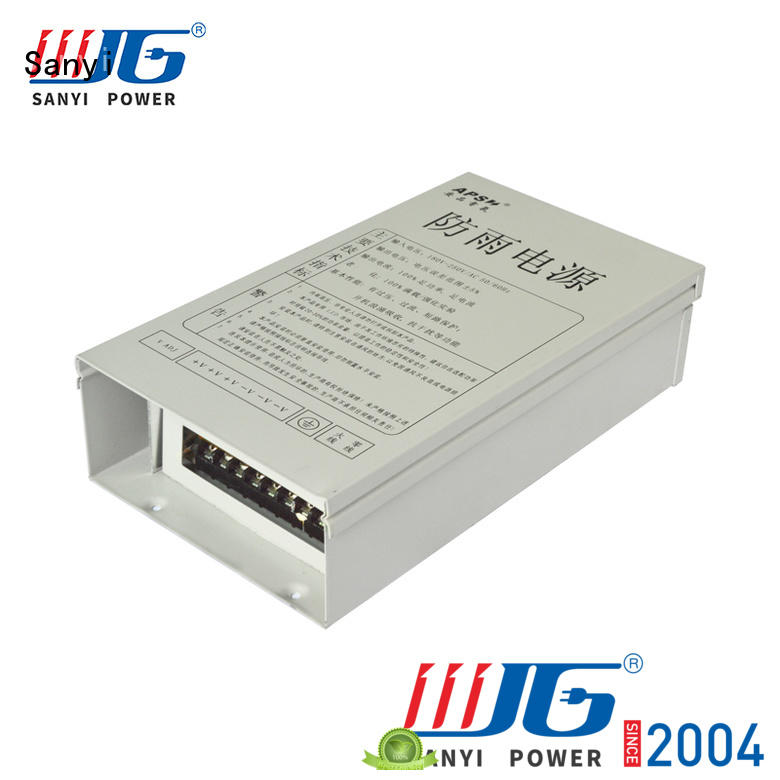 Sanyi outdoor led driver power supply power box for cctv