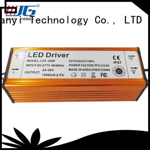 metal led power driver energy-saving for driver