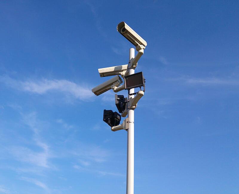 CCTV Power Supply for Surveillance Cameras