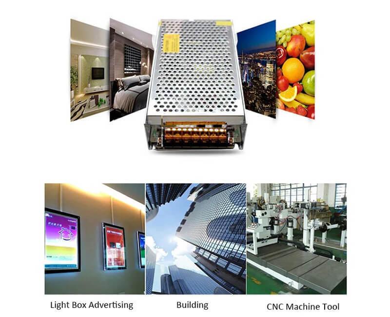 12v5a desk power adapter for Advertising light boxes
