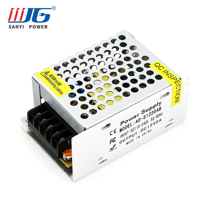 5V/12V/24V 2A switching power supply for electrical device