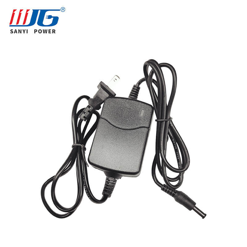 5V/12V 24W max power charger for cctv