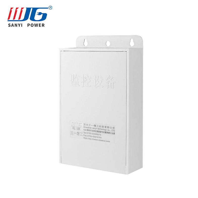 12V 2A 24W DC Rainproof  Power Supply  For CCTV