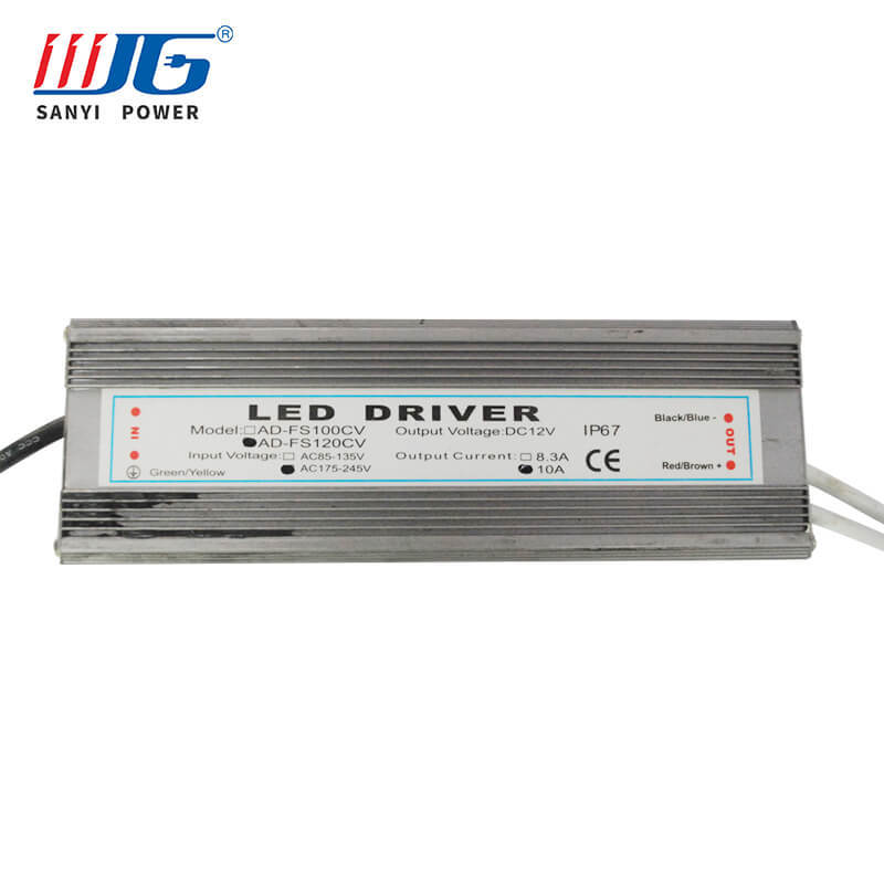 60W 30V waterproof led driver