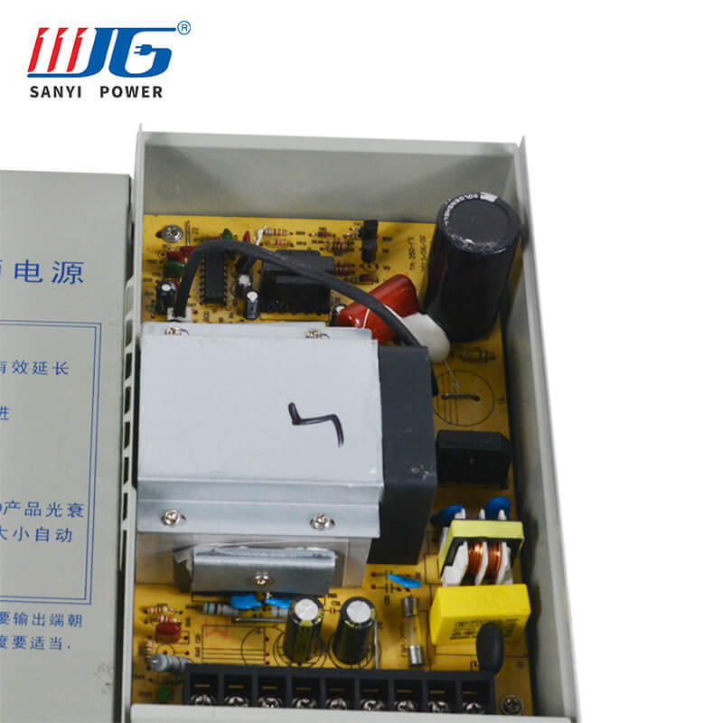 24V 240W Outdoor Rainproof Power Supply metal box smps