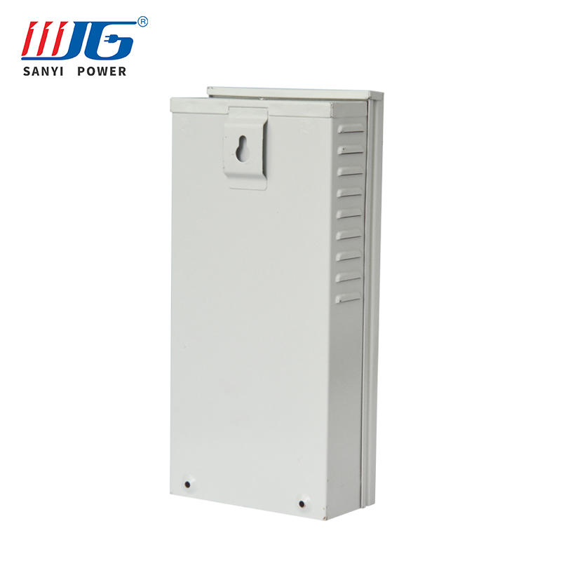 12V 360W aluminum case Rainproof Power Supply for CCTV camera