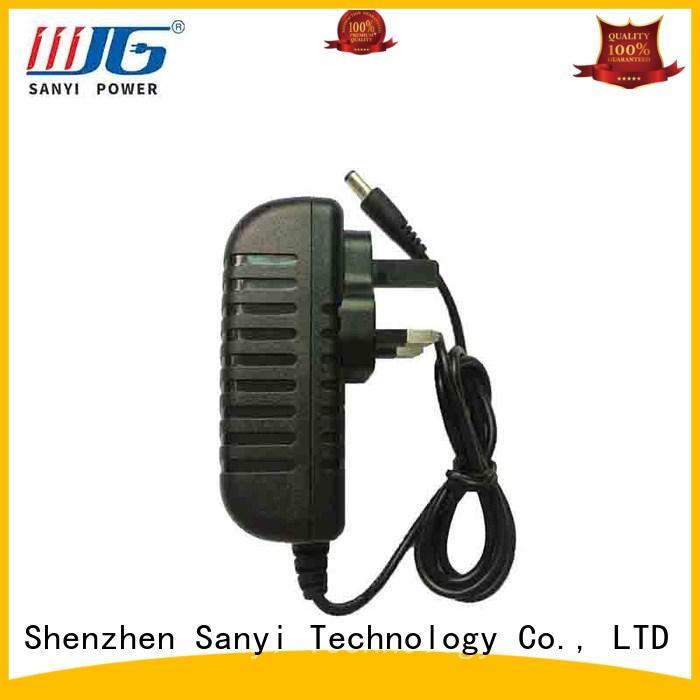 Sanyi energy-saving cctv power adapter best supplier for electronics