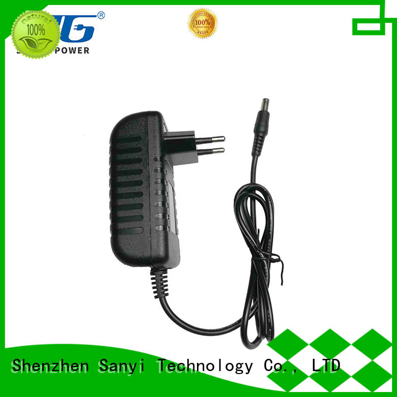 Sanyi energy-saving 12v power supply adapter Supply for electronics