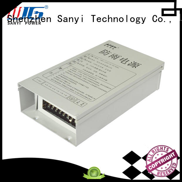 Sanyi New led light power supply inquire now for led