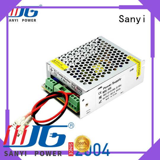 Sanyi top-ten eps power supply Supply for battery backup