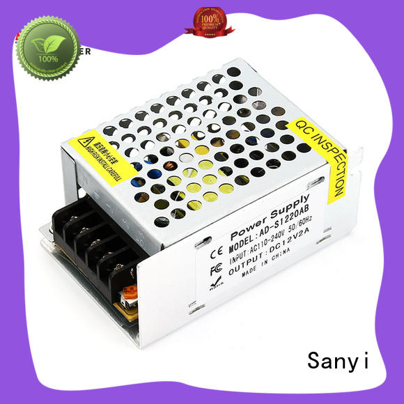 Sanyi Latest constant current power supply manufacturers for led