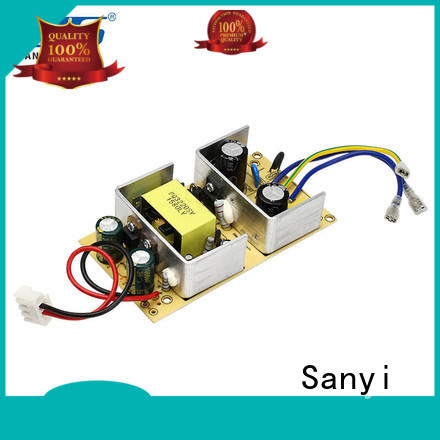 Sanyi High-quality open frame power supply 12v by bulk for electronics