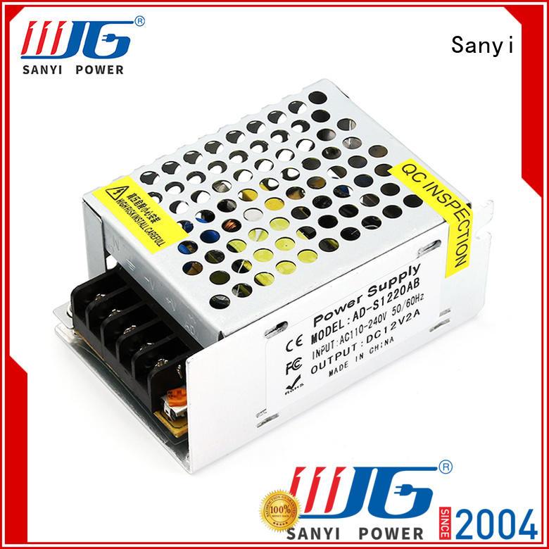Sanyi best supplier modular power supply manufacturers for equipment