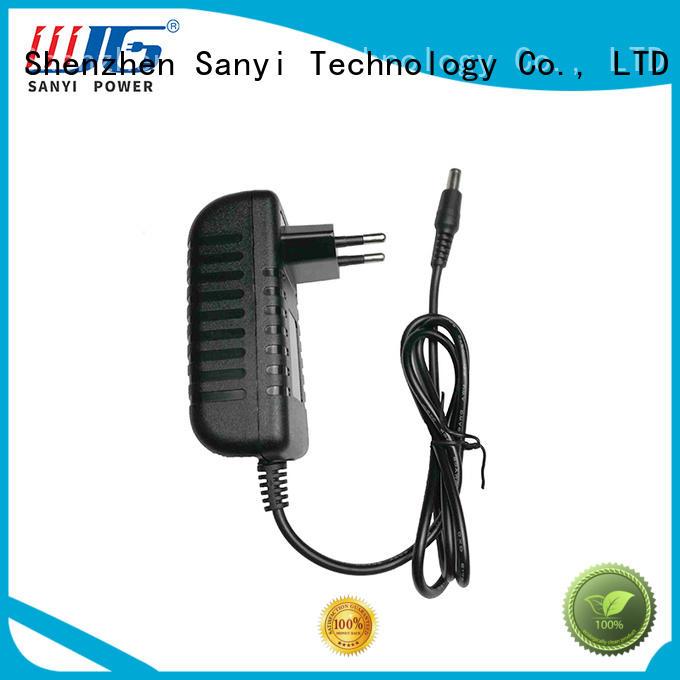 energy-saving wall mount power adapter popular Sanyi