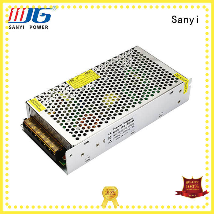 Sanyi Best industrial switching power supply custom for dc