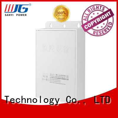 Sanyi Latest security camera power supply box support for cctv