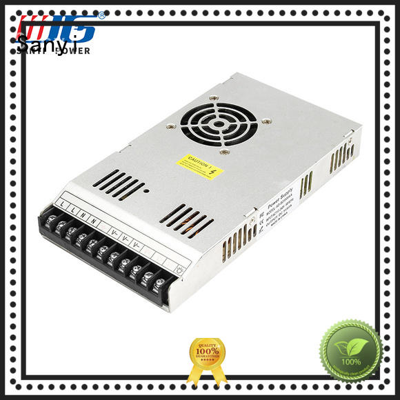 latest design switching power supply 24v best factory for equipment Sanyi
