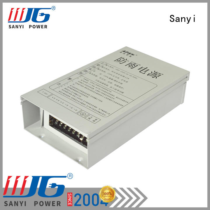 Sanyi High-quality driver led power box for driver