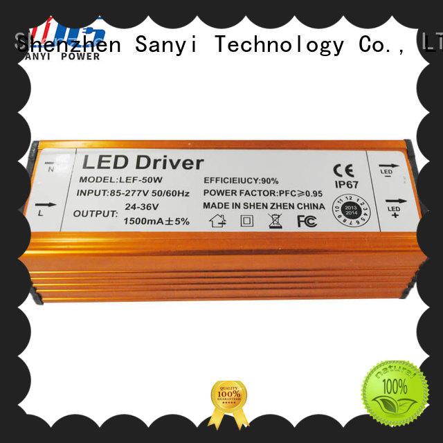 Sanyi lighting led power supply power box for cctv