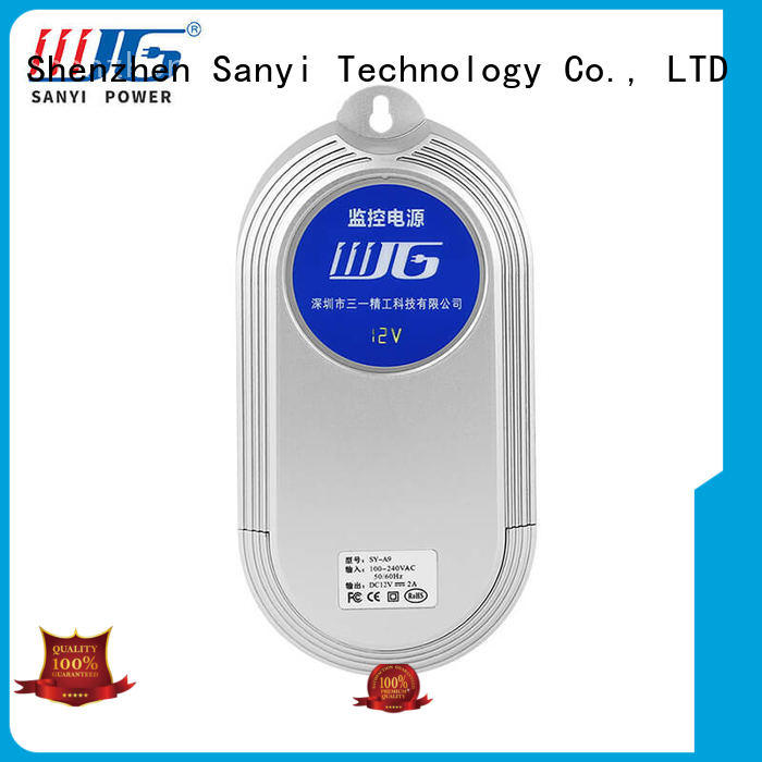 camera power supply 12vdc high quality for led Sanyi