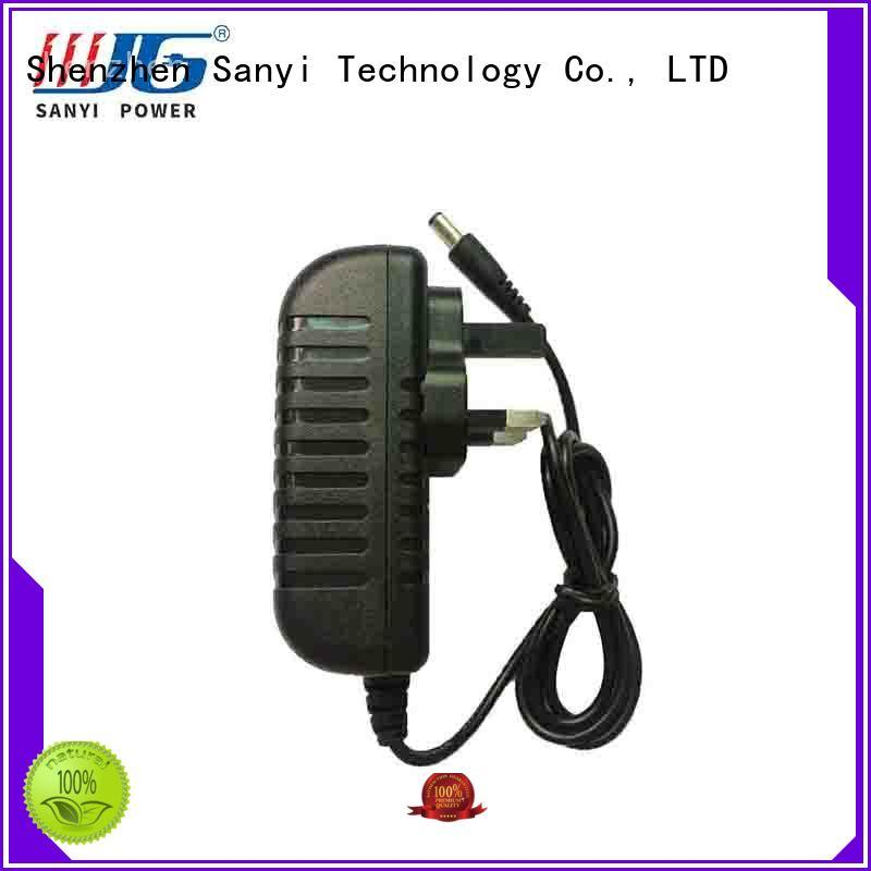 Sanyi Latest universal power adapter 24v factory for laptop