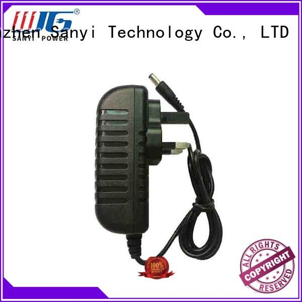 energy-saving cctv power adapter best manufacturer Sanyi