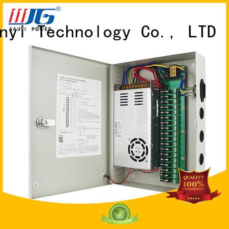 Sanyi durable cctv power supply splitter monitoring for led