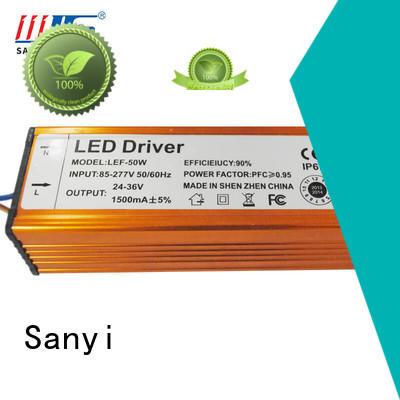 led driver 12v box for cctv Sanyi