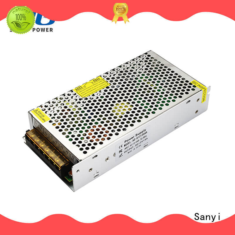 Sanyi top brand industrial 12v power supply custom for device