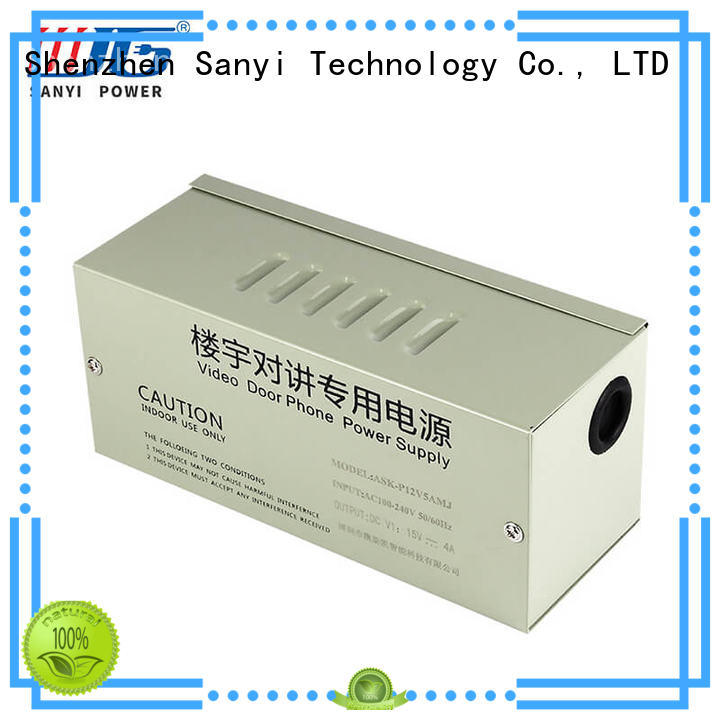 Sanyi Best covert cctv camera access control for illuminator