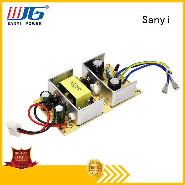 Sanyi Latest open frame power supply factory price for electronics