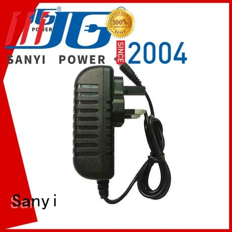 Sanyi energy-saving ac adapter dc 12v company for desktop