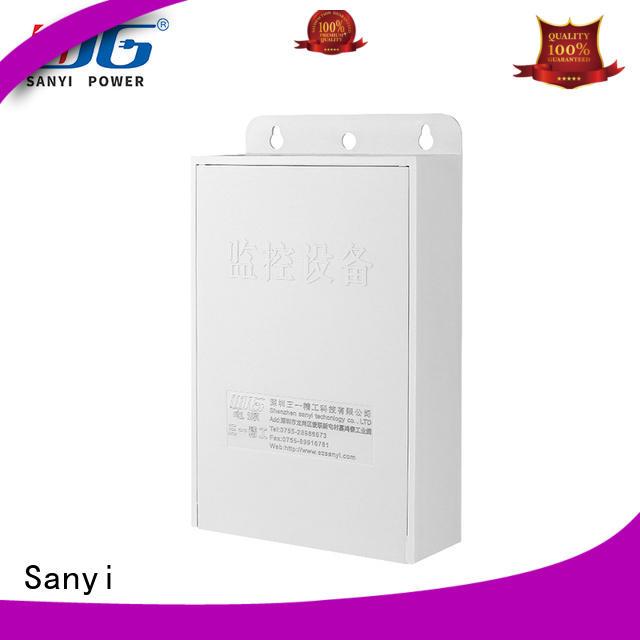 Sanyi Best cctv camera types road security camera