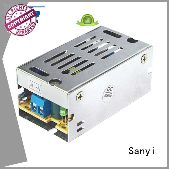 Sanyi ultrathin 12v power supply best factory for camping