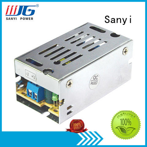 latest design 5v power supply at discount for camping Sanyi
