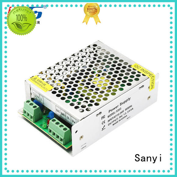 Sanyi charging emergency power supply for homes best supplier for machine