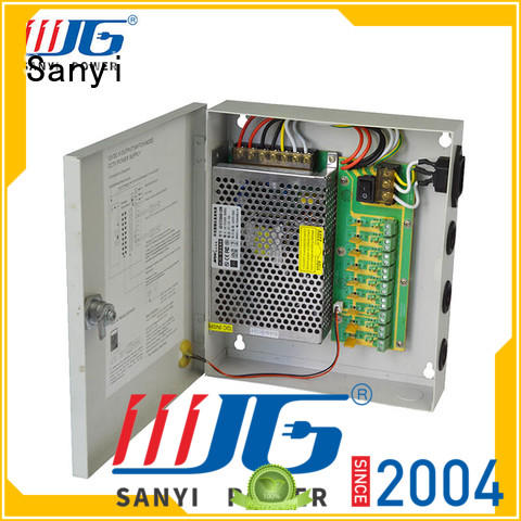 hot-sale camera power supply 12vdc long lifespan