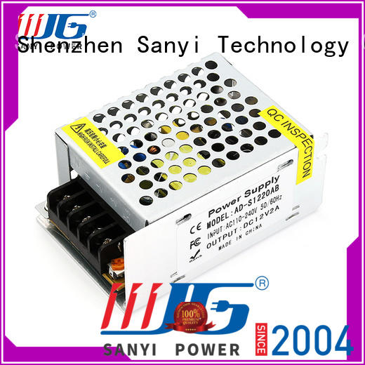 latest design smps power supply factory price for driver Sanyi