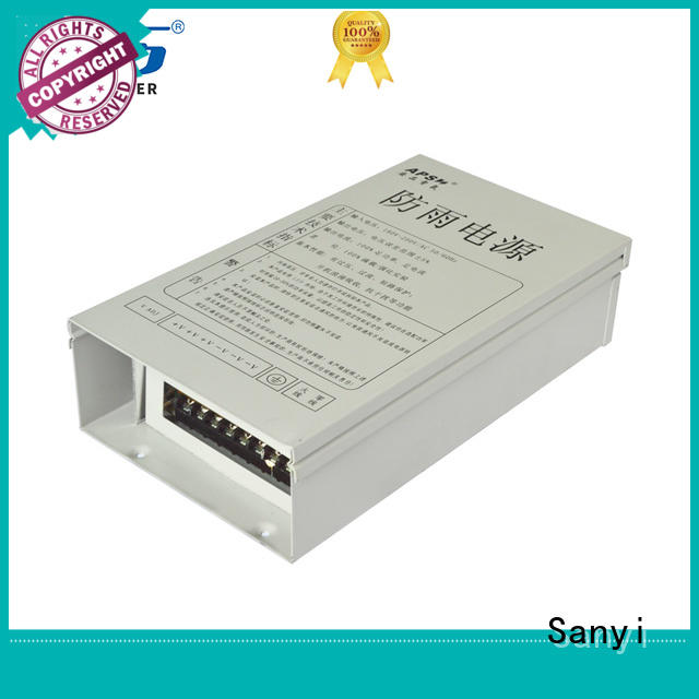 Sanyi Best led driver power supply inquire now for camera