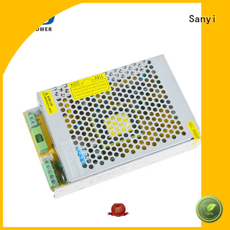 Sanyi top-ten fiche crpe eps Supply for cctv