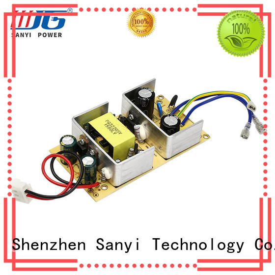 high quality open frame power supply by bulk for camera Sanyi