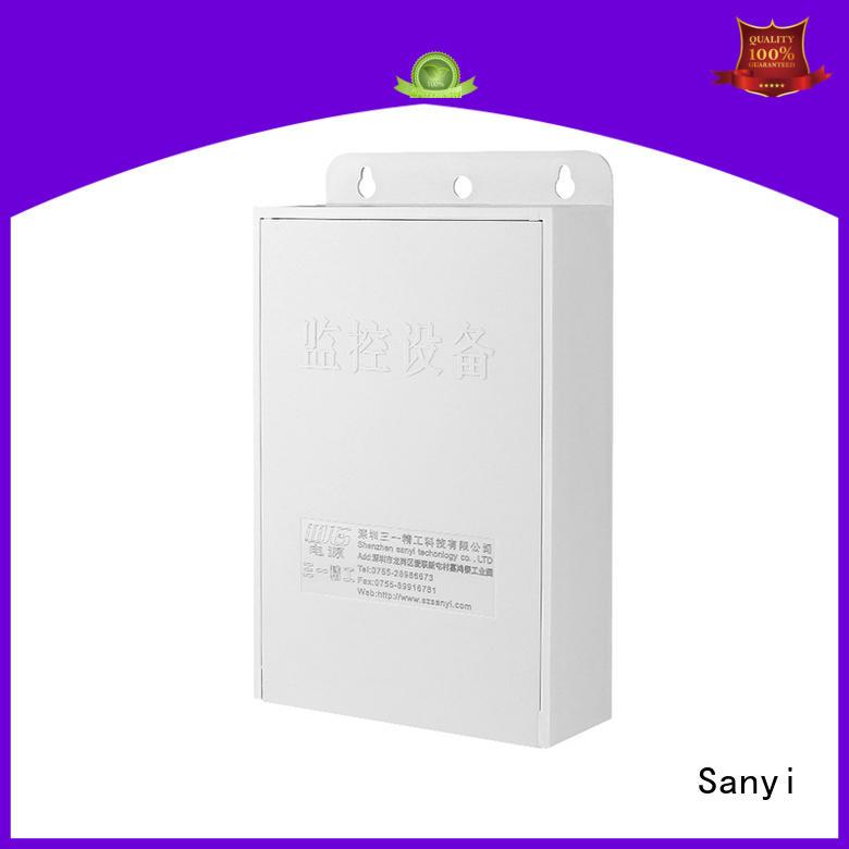 Sanyi Top camera dc power suppl output for illuminator
