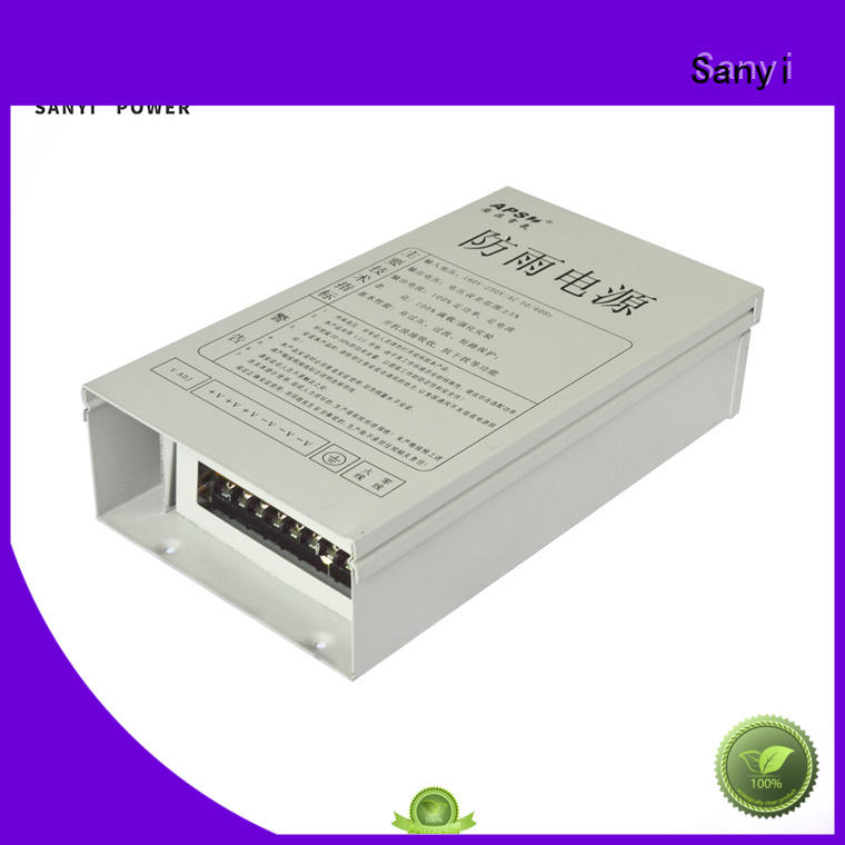 Sanyi New led light power supply inquire now for cctv