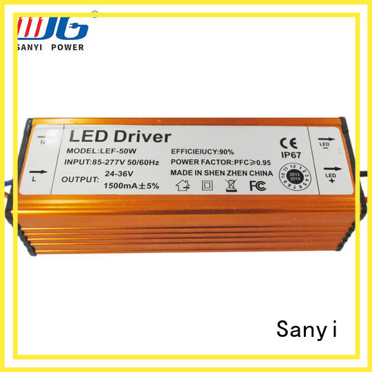 Sanyi High-quality led driver power supply energy-saving for driver