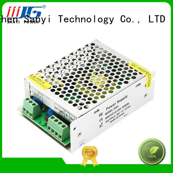Sanyi long lifespan dc power supply definition factory for dc