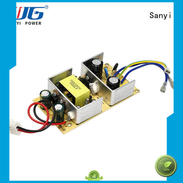 Sanyi switch open frame power supply 12v for camera