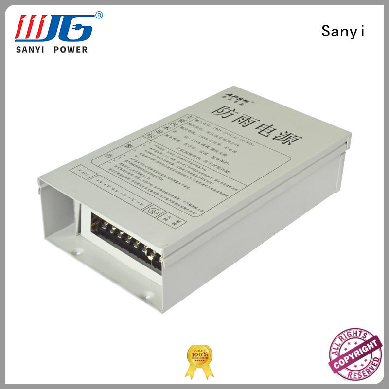 Sanyi lighting led driver power supply outdoor for camera