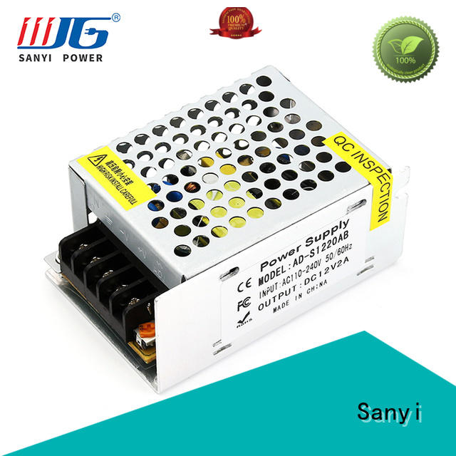 Sanyi ultrathin metal case power supply at discount for machine